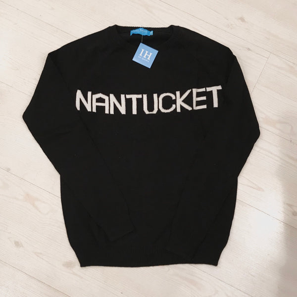 Nantucket Sweater Black