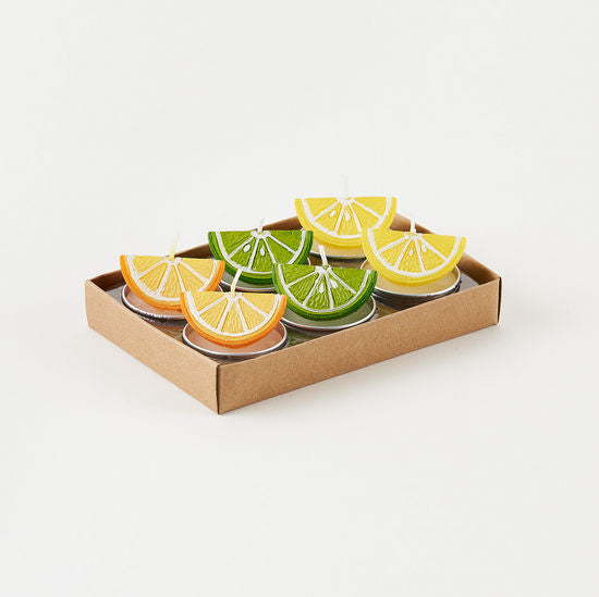 TeaLight Candles - Citrus