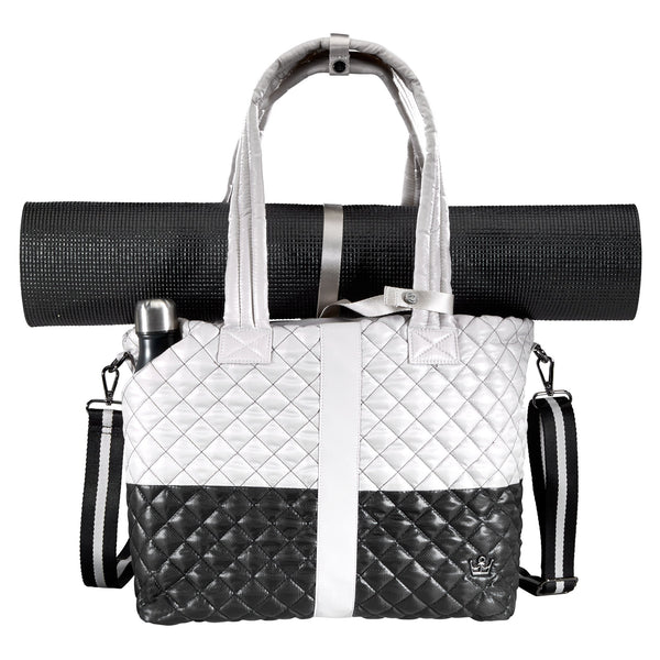 Kitchen Sink Tote Smoke/Black