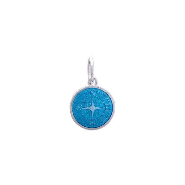 Compass Rose Light Blue