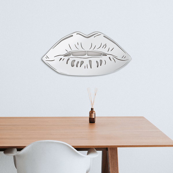 Lips Acrylic MIrror