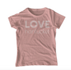 Love Nantucket Short Sleeve Tee