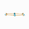 Milano Luxe Bangle - Pacific Blue