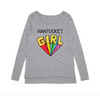 Nantucket Girl Long Sleeve Tee