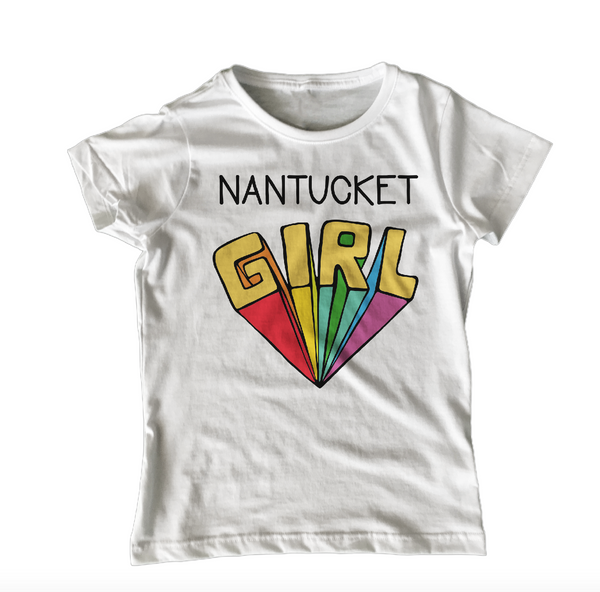 Nantucket Girl Short Sleeve Tee