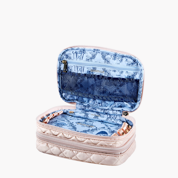 Travel Jewelry Case Pink