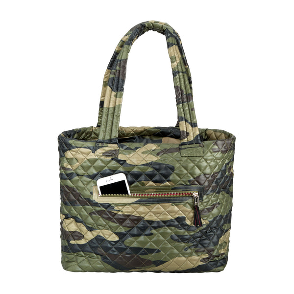 Wingwoman Tote Large Green Camo