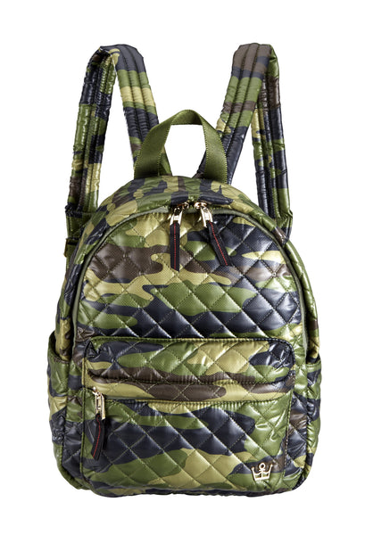 24 + 7 Small Backpack - Green Camo