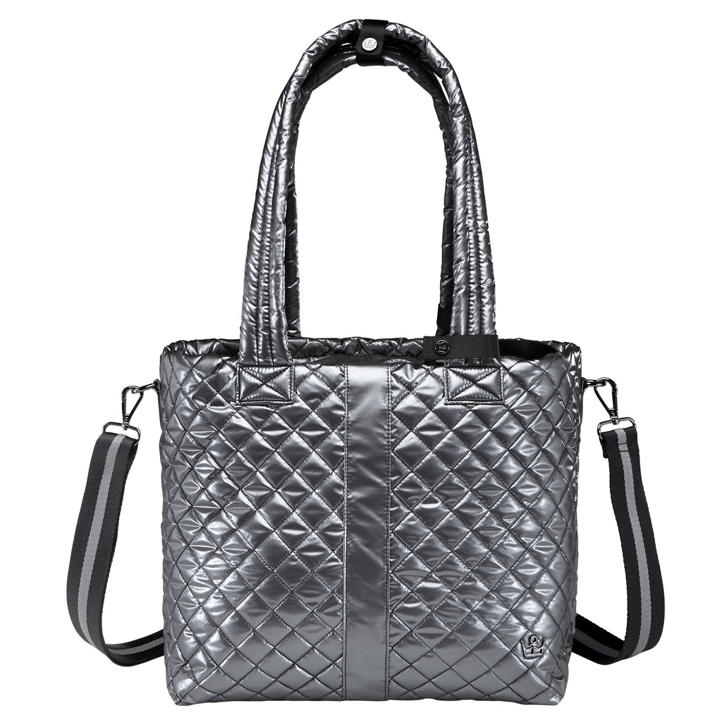 Kitchen Sink Tote Gunmetal