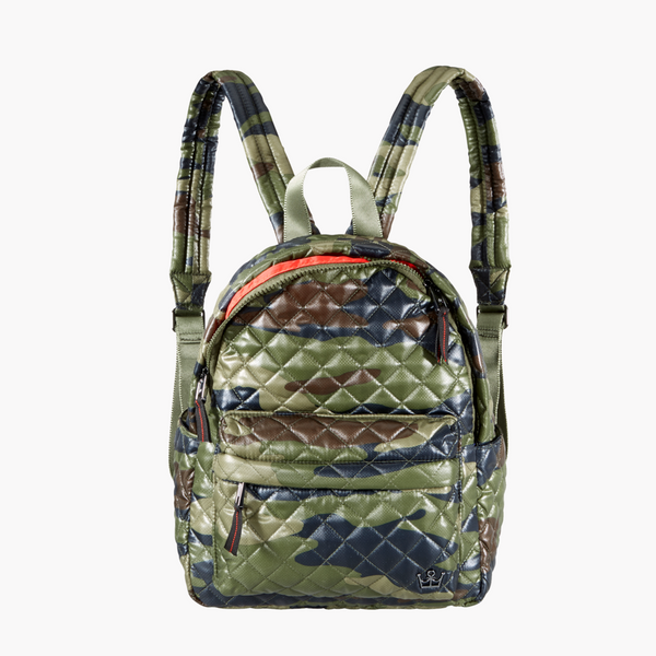 24 + 7 Small Tablet Backpack Green Camo