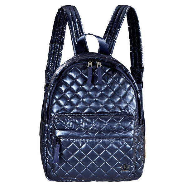 24 + 7 Small Tablet Backpack - Midnight Navy Lacquer
