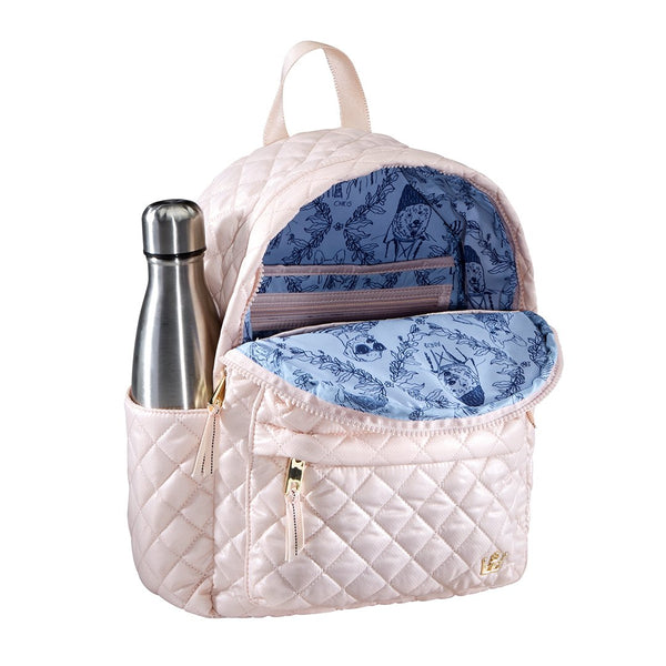 24 + 7 Small Tablet Backpack - Pink