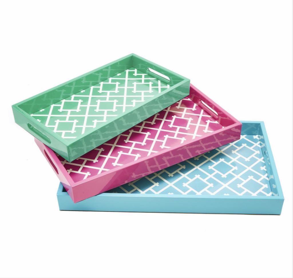 Pattern Play Tray