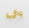 Cuban Chain Ear Cuffs