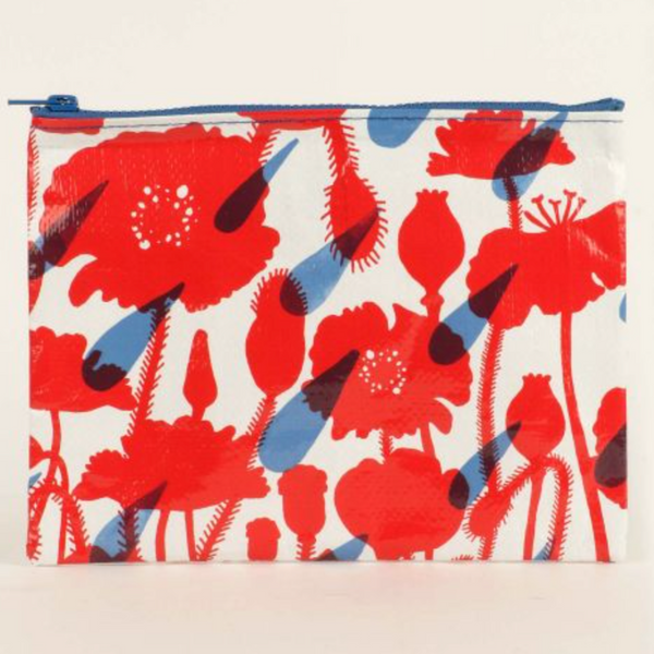 Zipper Pouch - Flower Shower