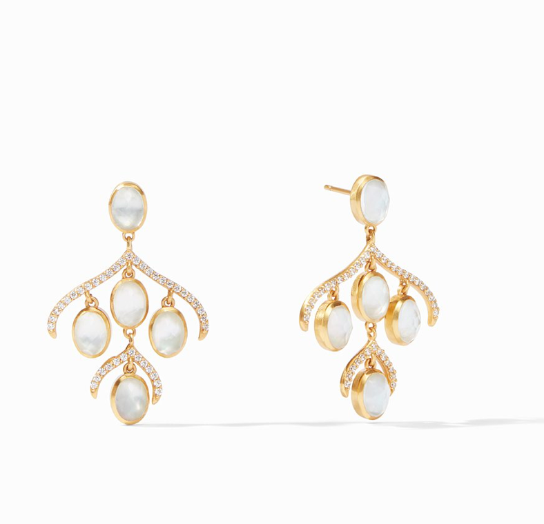 Paris Chandelier Earring
