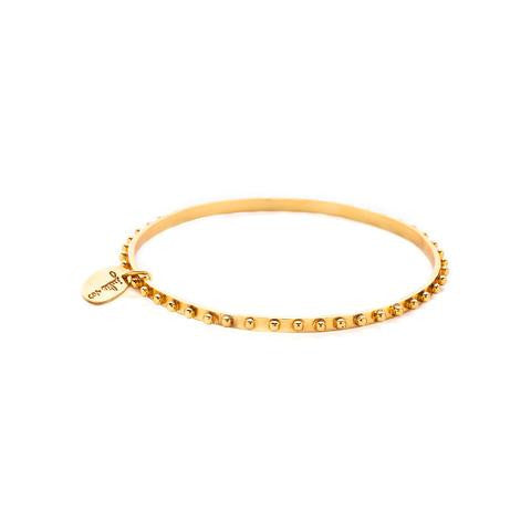 Soho Bangle in Gold