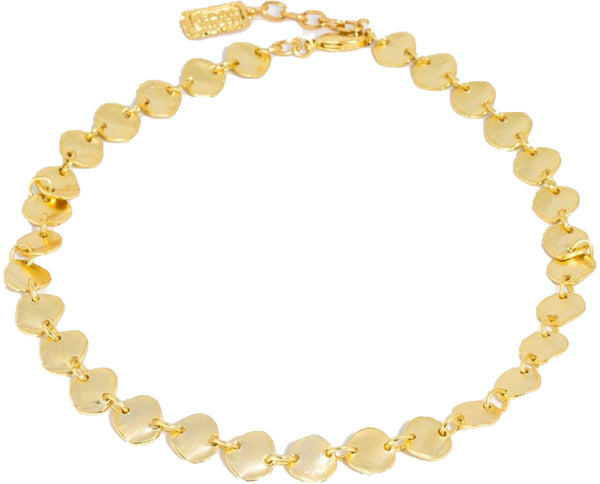 Collar Necklace - Gold