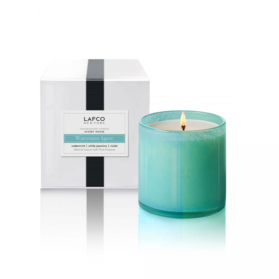 15.5oz Watermint Agave Candle