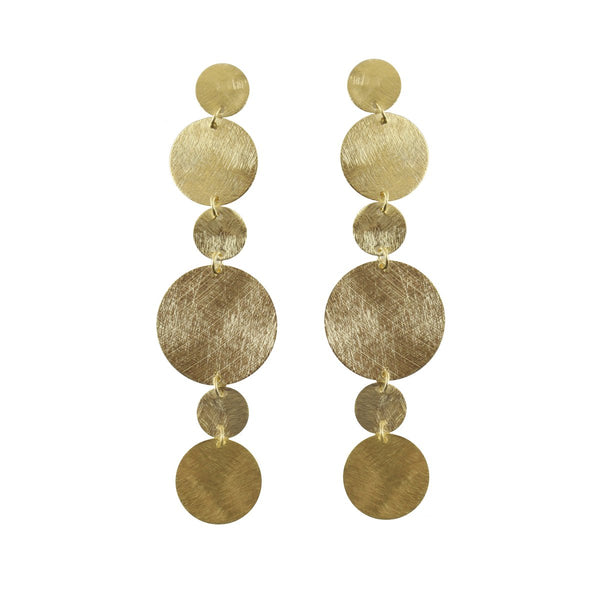 Glenn Multi Dot Earrings