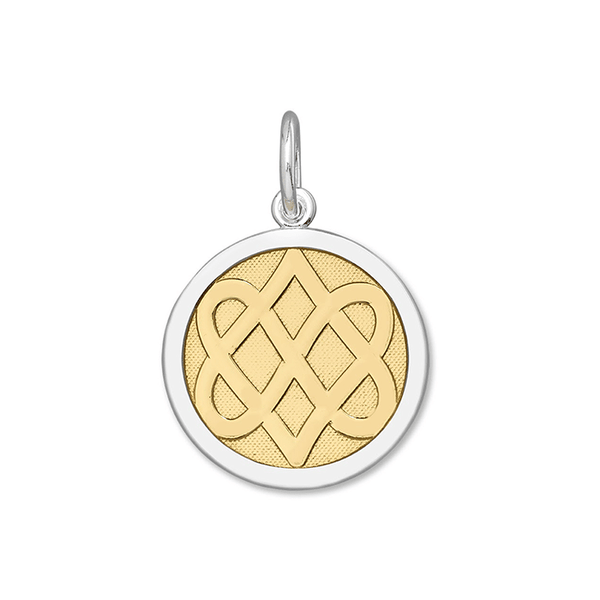 Celtic Knot Gold Center