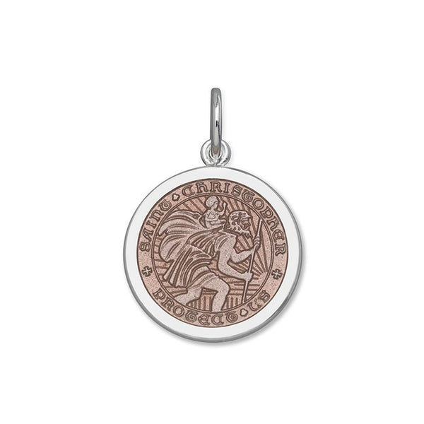 St. Christopher Pink