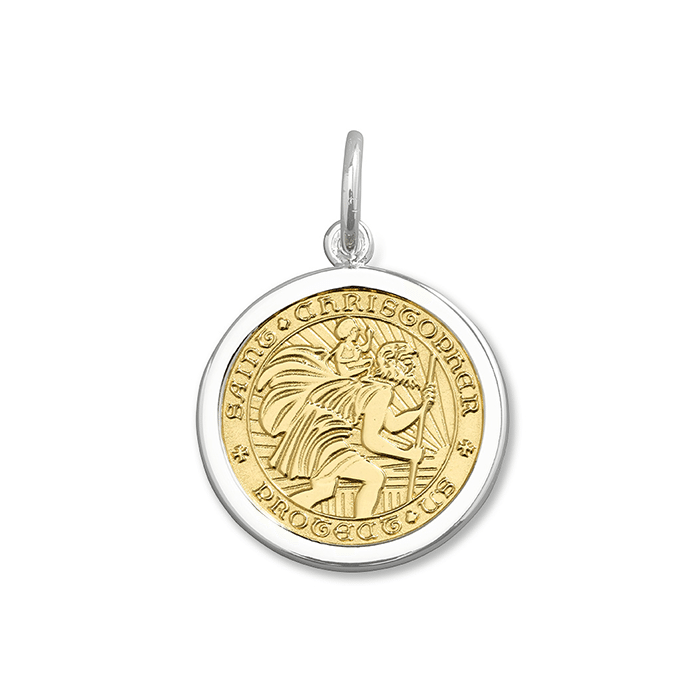 St. Christopher Gold