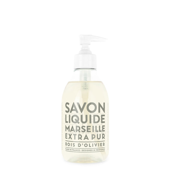 10 oz. Liquid Marseille Soap - Olive Wood