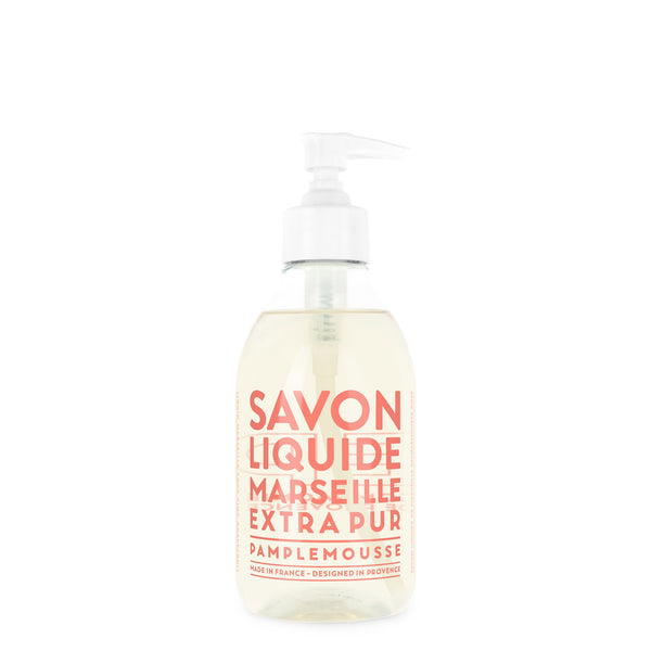 10 oz. Liquid Marseille Soap - Pink Grapefruit