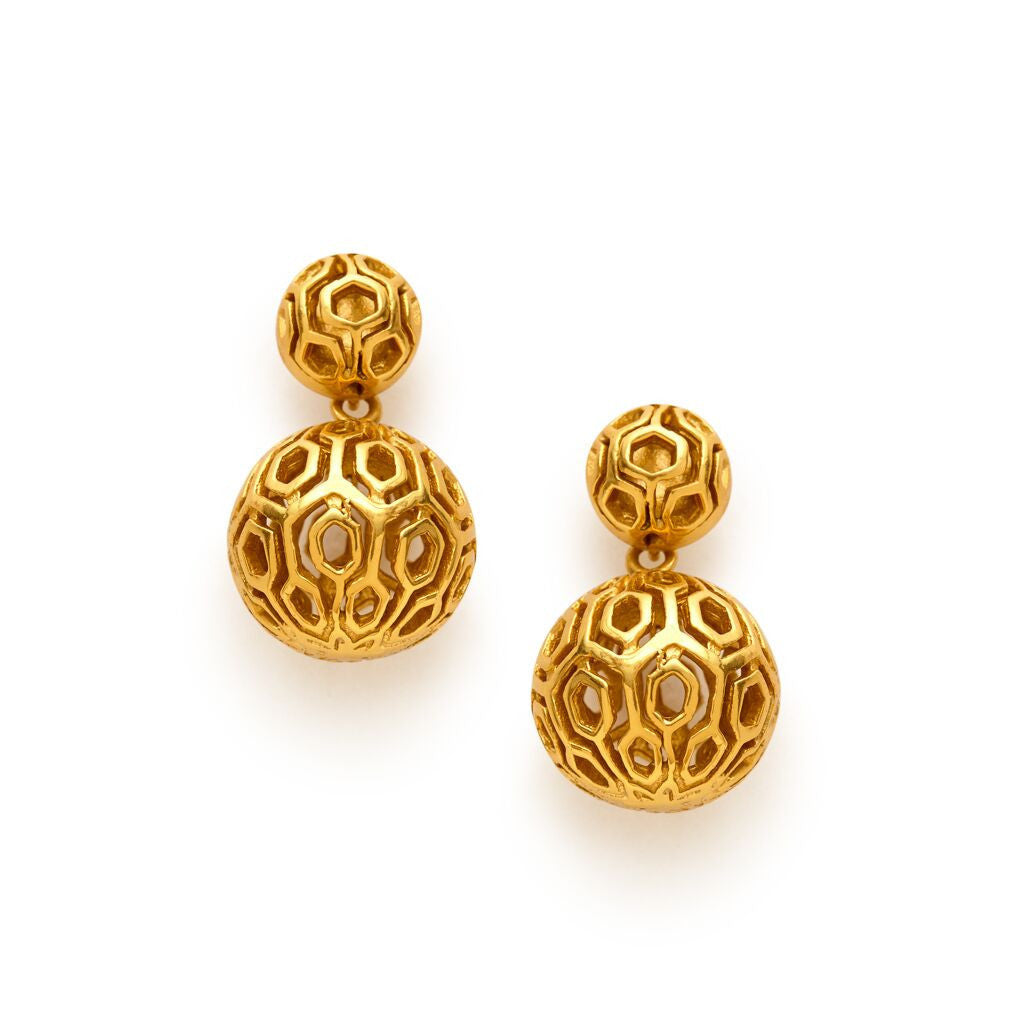 Casablanca Drop Earring