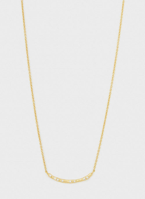 Collette Bar Necklace