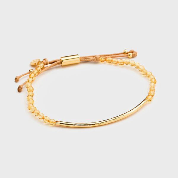 Gold Power Bracelet - Abundance