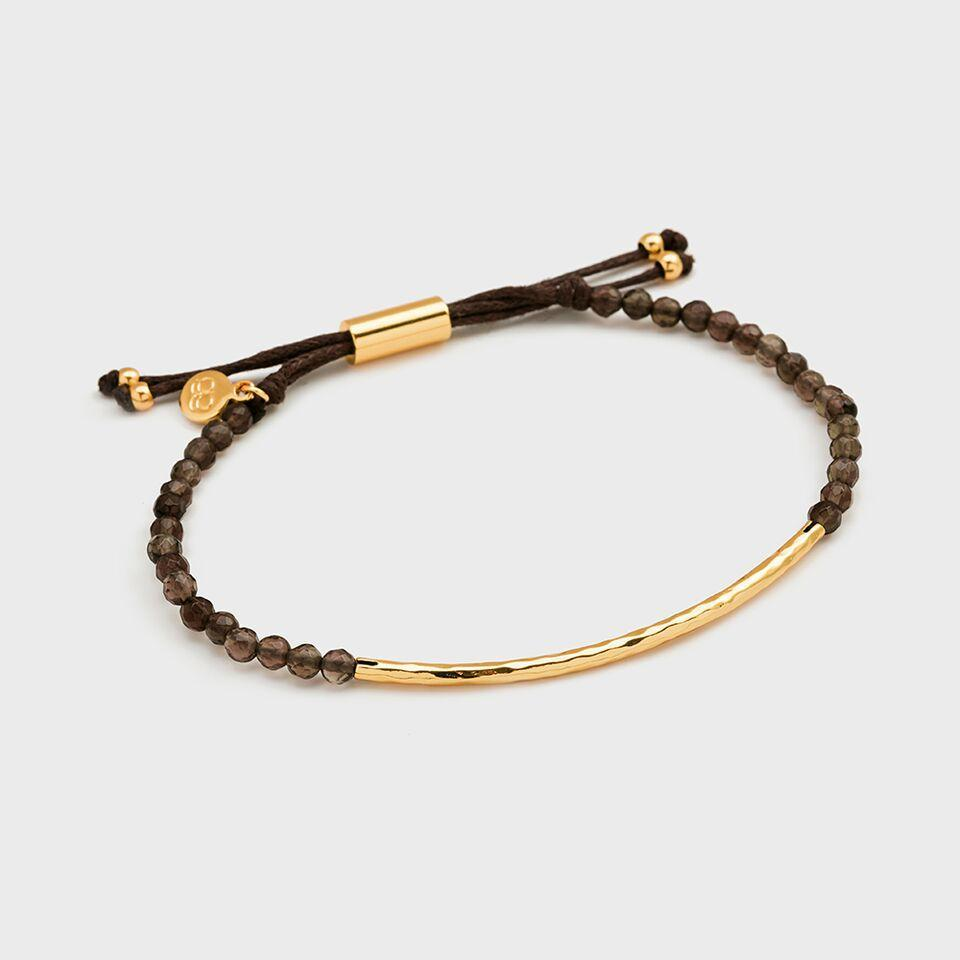 Gold Power Bracelet - Grounding