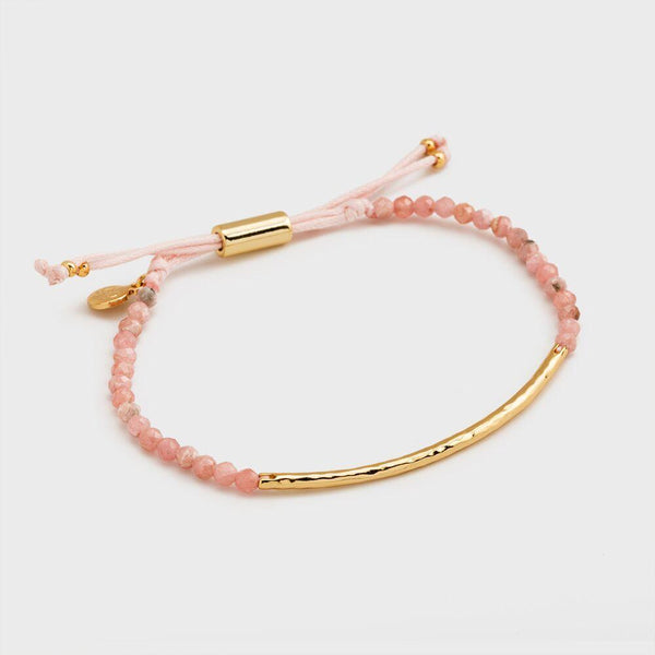 Gold Power Bracelet - Compassion