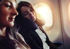 Planning to Sleep on Plane? Carry Your Travel Neck Pillow