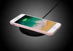 Forget your annoying cables with the new Qi Wireless Charger