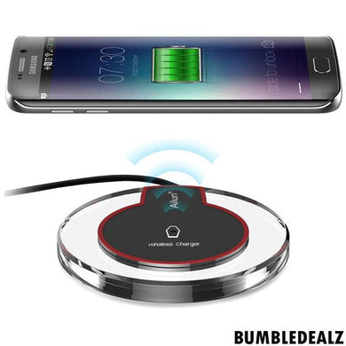 Qi Wireless Charger for Samsung Phones