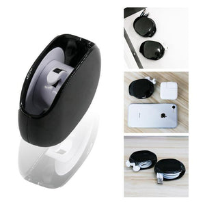 Automatic Cable Organizer For Earphones Digital Cables