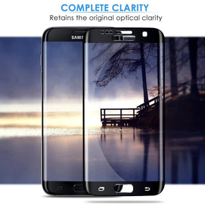 9H Tempered Glass Screen Protector For Samsung S9, S9+, S8, S8+, S7, S7 Edge