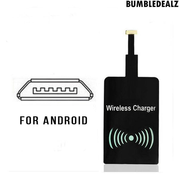 Fast qi wireless charger Port for Samsung, Android phones