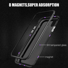 magnetic iphone case pure black