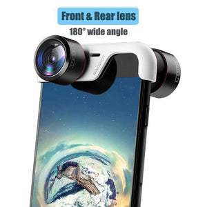 360  Wide Angle Lens for all iphones