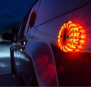 Magnetic LED Emergency Light for Cars
