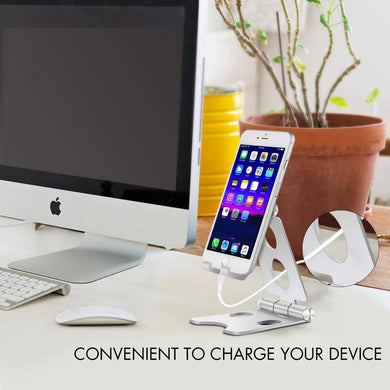 Foldable Phone Holder for Desk