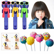 Robot Lollipop Holder Creative Funny Kids Toy