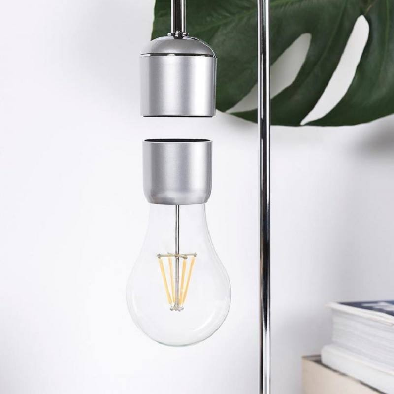 Magnetic Floating LED Light Bulb Lamp