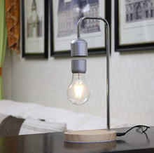 Magnetic Floating LED Light Bulb Lamp for Desk