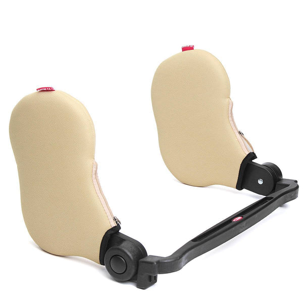 Car Seat Headrest Adjustable Neck Pillow