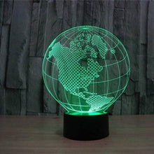 3D LED Tellurion Night Light