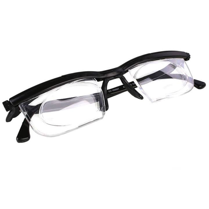 Dial Vision Adjustable Glasses